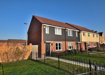 Thumbnail 2 bed end terrace house for sale in Vauxhall Way, Dunstable