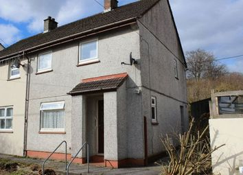 Thumbnail 2 bed semi-detached house for sale in Trevithick Road, St. Austell