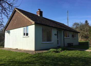 Thumbnail 3 bed bungalow to rent in Burcott, Wells