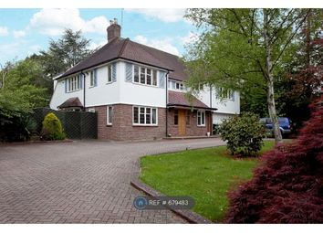 Thumbnail 4 bed detached house to rent in Linksway, Northwood