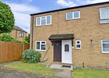 Thumbnail 3 bed end terrace house for sale in Apsledene, Hever Court, Gravesend, Kent