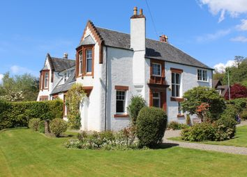 Thumbnail 4 bed semi-detached house for sale in Rowallan Street, Helensburgh