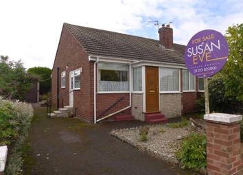 Thumbnail 2 bedroom semi-detached bungalow for sale in Byron Avenue, Thornton-Cleveleys