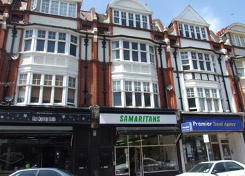 Thumbnail 1 bed flat to rent in Grove Road, Little Chelsea, Eastbourne