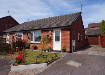 Thumbnail 2 bed semi-detached bungalow for sale in Hayling Close, Ilkeston