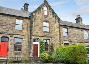 Thumbnail 2 bed terraced house for sale in Ilkley Road, Otley, Leeds
