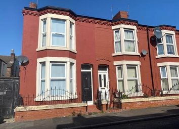 Thumbnail 3 bed end terrace house for sale in Redgrave Street, Liverpool