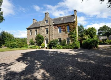 Thumbnail 6 bedroom detached house for sale in Mains Of Burgie Cottages, Forres
