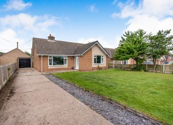 Thumbnail 3 bedroom detached bungalow for sale in Church Lane, East Drayton, Retford