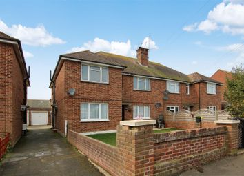 Thumbnail 3 bedroom flat for sale in Southview Gardens, Worthing