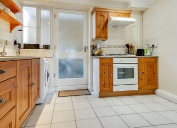 Thumbnail 3 bedroom terraced house to rent in Crosshall Road, Eaton Ford, St. Neots