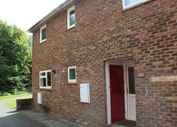 Thumbnail 4 bed end terrace house to rent in Humphrey Park, Church Crookham, Fleet