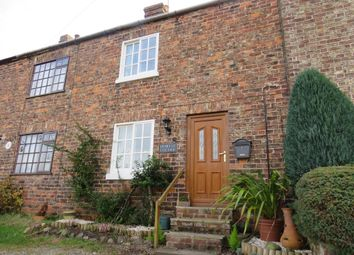 Thumbnail 2 bed terraced house for sale in ., Sandhutton, Thirsk