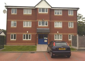 Thumbnail 2 bed flat to rent in Redwood Close, Stockport