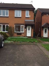 Thumbnail 2 bed terraced house to rent in Pimpernel Drive, Walsall