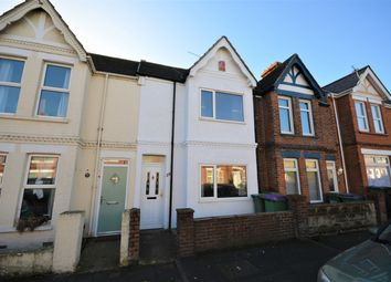 Thumbnail 3 bed terraced house for sale in Oaks Road, Cheriton, Folkestone