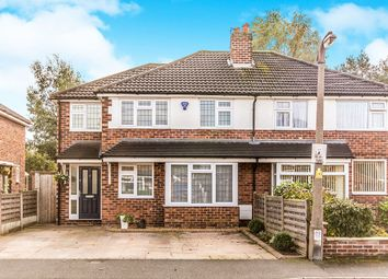 Thumbnail 3 bed semi-detached house for sale in Wingfield Drive, Wilmslow