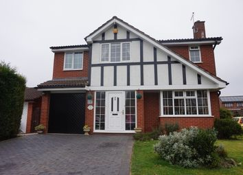 Thumbnail 5 bedroom detached house for sale in Bellingham, Wilnecote, Tamworth
