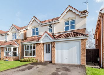 Thumbnail 4 bed detached house for sale in Turnpike Close, Market Harborough