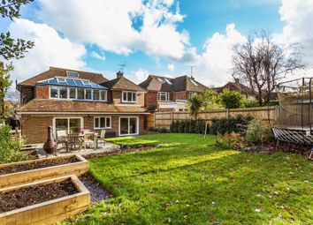 Thumbnail 4 bed detached house for sale in Longmead, Guildford