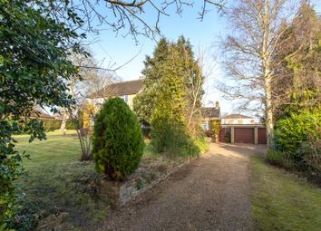 Thumbnail 4 bed detached house for sale in New Road, Shiplake, Oxfordshire