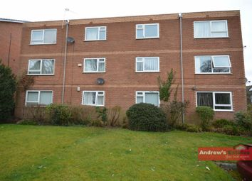 Thumbnail 2 bed flat for sale in Cearns Road, Prenton