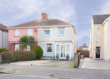 Thumbnail 2 bedroom semi-detached house for sale in Greenmeadow Road, Newport