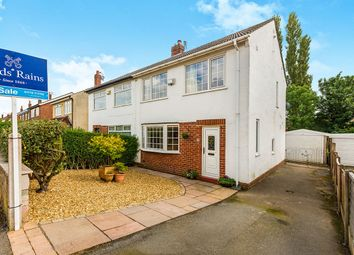 Thumbnail 3 bed semi-detached house for sale in Ashwood Road, Fulwood, Preston