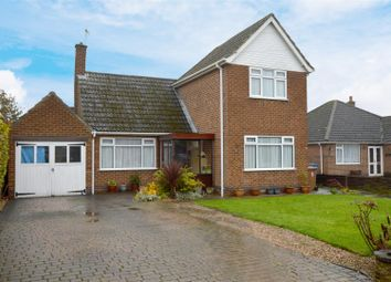 Thumbnail 3 bed detached house for sale in Tresillian Close, Darley Abbey, Derby