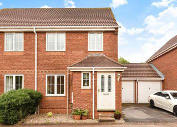 Thumbnail 3 bed semi-detached house to rent in Harvard Way, Amesbury, Salisbury