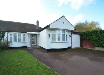 Thumbnail 2 bed semi-detached bungalow for sale in Worcester Close, Shirley, Croydon, Surrey