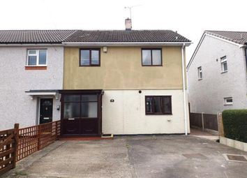Thumbnail 3 bed semi-detached house for sale in Alma Road, North Wingfield, Chesterfield, Derbyshire