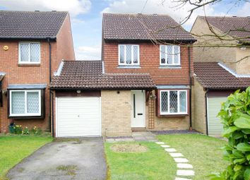 Thumbnail 3 bed detached house for sale in Beverley Gardens, St. Albans, Hertfordshire