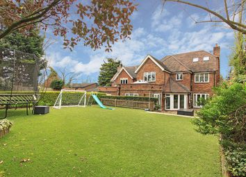 Thumbnail 6 bed detached house for sale in Hendon Lane, London