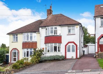 Thumbnail 3 bed semi-detached house for sale in Mayfield Crescent, Brighton