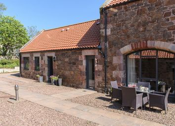 Thumbnail 3 bed end terrace house for sale in Camptoun Steading, Camptoun, North Berwick