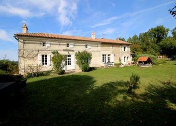 Thumbnail 5 bed equestrian property for sale in Chalais, Charente, France