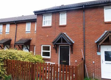 Thumbnail 2 bed terraced house for sale in Spartina Drive, Lymington, Hampshire
