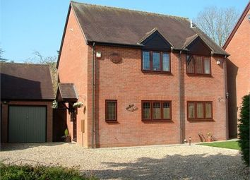 4 bed detached house for sale in Rectory Gardens, Edgcott, Buckinghamshire. HP18