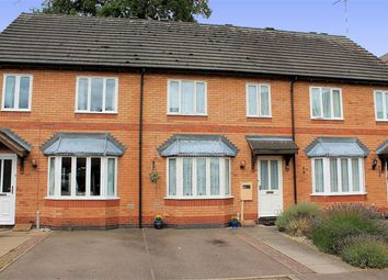 Thumbnail 3 bed terraced house to rent in Evans Croft, Fazeley, Tamworth, Staffordshire