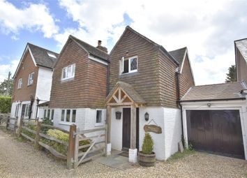 Thumbnail 4 bed link-detached house for sale in Ifield Road, Charlwood, Horley