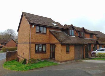 Thumbnail 4 bed detached house for sale in Bryn Aur, Pontypridd, Rhondda Cynon Taff
