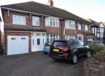 Thumbnail 5 bed semi-detached house for sale in City Way, Rochester