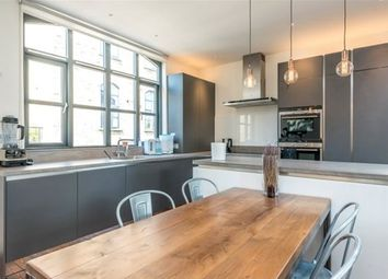 Thumbnail 3 bed flat to rent in Independent Place, London