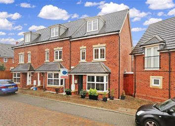 Thumbnail 4 bedroom town house for sale in Mattau Lane, Oxley Park, Milton Keynes, Bucks