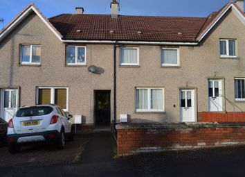Thumbnail 2 bedroom terraced house for sale in Braidwood Road, Wishaw