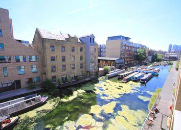 Thumbnail 2 bed flat to rent in Downham Wharf, Hertford Road, Islington