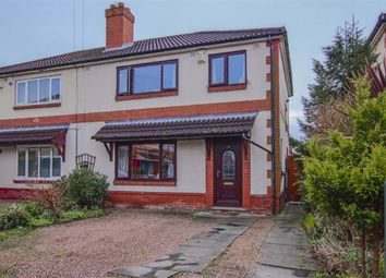 Thumbnail 3 bed semi-detached house for sale in Dale Grove, Leigh, Lancashire