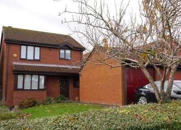 Thumbnail 3 bedroom detached house to rent in Beverley Place, Springfield, Milton Keynes