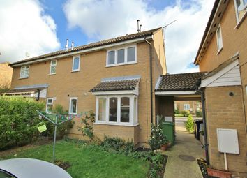 Thumbnail 1 bed terraced house for sale in Waveney Road, St. Ives, Huntingdon